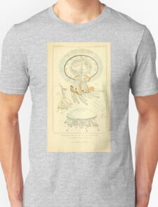The Animal Kingdom by Georges Cuvier, PA Latreille, and Henry McMurtrie 1834  550 - Zoophytes Plant-Like Animals Unisex T-Shirt