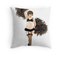 Esmerelda Underwood Throw Pillow