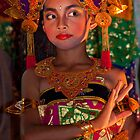 Balinese Dancer 5 by fotoWerner