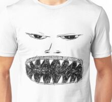 Horror Face Unisex T-Shirt