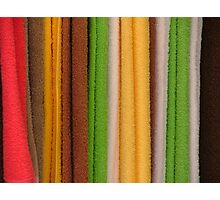 Towels- Portugal Photographic Print