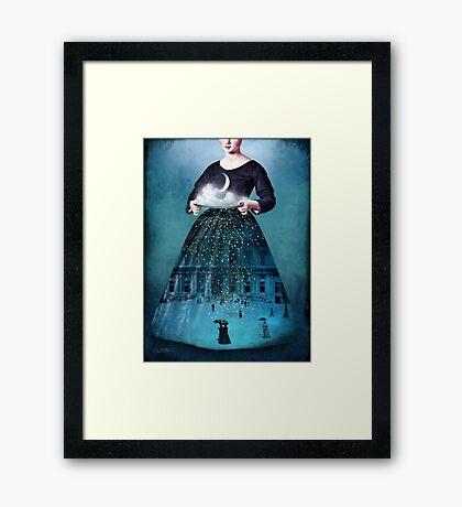 Frau Holle Framed Print