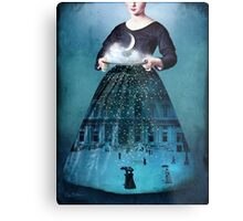Frau Holle Metal Print