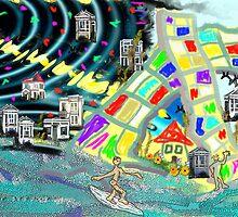 Memories of Tel Aviv by Gili Orr
