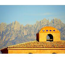 The Mesilla Valley Architecture Photographic Print