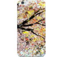 Beautiful Tree Sideways iPhone Case/Skin