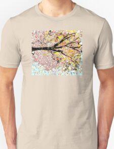 Beautiful Tree Sideways T-Shirt