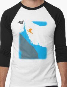 Cliff Drop 2 Men's Baseball ¾ T-Shirt