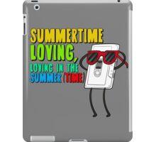Regular Show - Summer Time Loving, Loving in the summer (Time) iPad Case/Skin