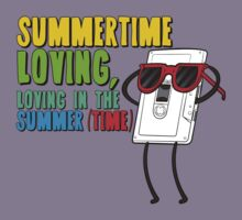 Regular Show - Summer Time Loving, Loving in the summer (Time) Kids Clothes