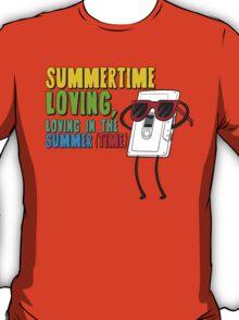 Regular Show - Summer Time Loving, Loving in the summer (Time) T-Shirt