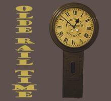Olde Rail Time by KazM