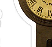 Olde Rail Time Sticker