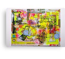 Art and Maths Canvas Print
