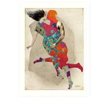 Love is a Tango Art Print