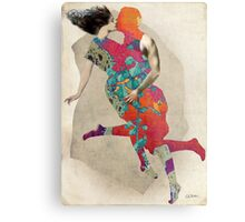 Love is a Tango Metal Print