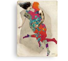 Love is a Tango Canvas Print