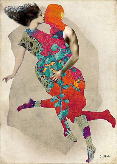Love is a Tango by Catrin Welz-Stein