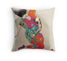 Love is a Tango Throw Pillow