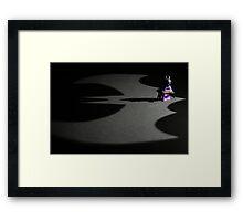 Batzarro Framed Print