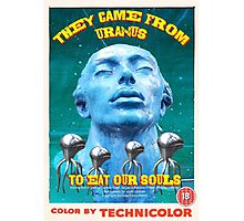 They Came From Uranus Photographic Print