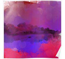 Landscape Reflections Poster