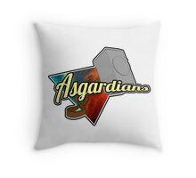 Asgardians Throw Pillow