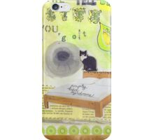 The yell-ow life you got  iPhone Case/Skin