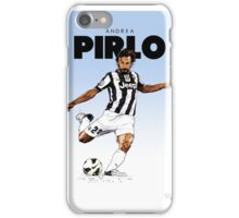 Andrea Pirlo iPhone Case/Skin