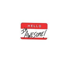 WWE The Miz - Hello I'm Awesome by BenM7