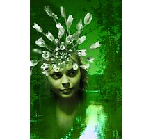 Queen of the Forest River (2) Photographic Print