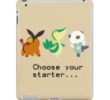5th Gen Starters iPad Case/Skin