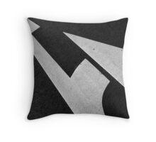 Street IV Throw Pillow