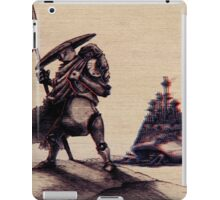 Wasteland Adventures in 3D! iPad Case/Skin