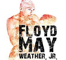 Floyd Mayweather, Jr. by kiLabozz