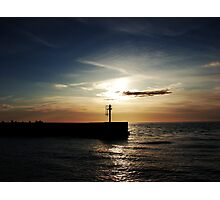 Sunset 7 Photographic Print