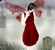 The Mourning Fairy by Dean  Swinfield