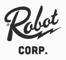 Robot Corporation  Kids Tee