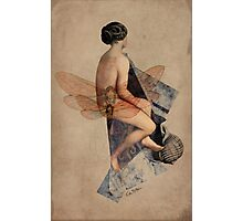 Venus Collage Photographic Print
