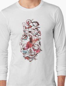 Landscape of an Open Mind Long Sleeve T-Shirt