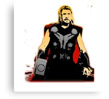 Avengers: Age of Ultron - Thor Canvas Print