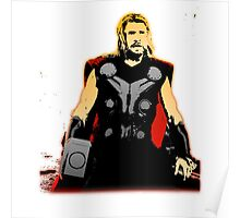 Avengers: Age of Ultron - Thor Poster