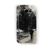 in two steps from home Samsung Galaxy Case/Skin