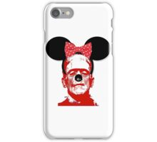 Frankie In Disneyland iPhone Case/Skin