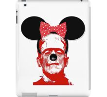 Frankie In Disneyland iPad Case/Skin