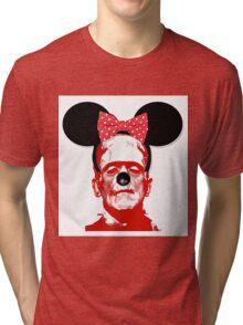 Frankie In Disneyland Tri-blend T-Shirt