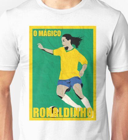 Ronaldinho Unisex T-Shirt