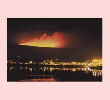 Hell Mountain - Portmagee Baby Tee