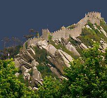 castelo dos mouros by terezadelpilar~ art & architecture