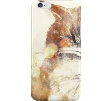 Sweet Dreams Are Made Of This Fabric Scarf iPhone Case/Skin